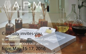 APM at Beautyworld Middle East 2016