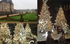 Inmersión en los cuentos navideños en el Palacio de Vaux-le-Vicomte