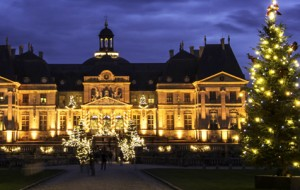 El Palacio de Vaux-le-Vicomte celebra la Navidad con Natarom